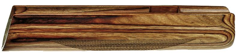 Forend Assembly, 12 Ga., Cut Checkered, Laminated Brown, New