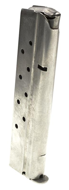 Magazine, 10mm, 10 Round, Stainless
