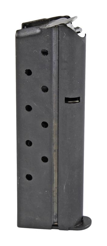 Magazine, 9mm, 9 Round, Blued (Full-Size; Factory)