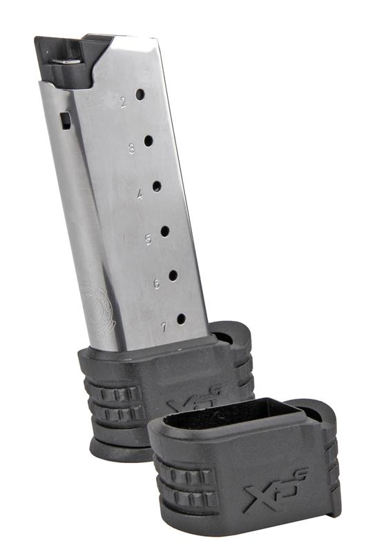 Magazine, .45 Cal., 7 Round, New (Mid-Mag w/X-Tension; Factory)