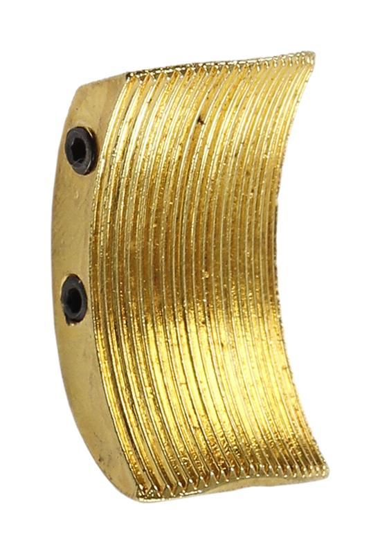 Trigger Shoe, Stamped B2 P, Gold, Pacific Tool Co. Grand Island Nebraska