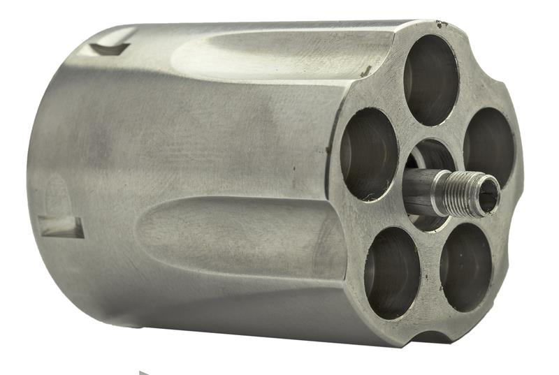 Cylinder Assembly, .357 Mag., 5 Shot, Stainless, New Factory