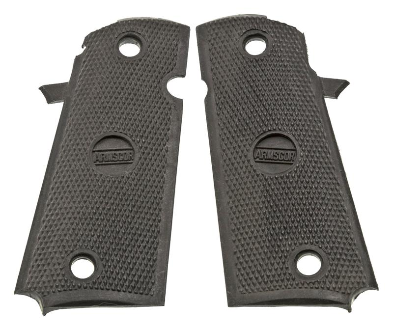 Grips, Checkered Plastic (Full-Size)