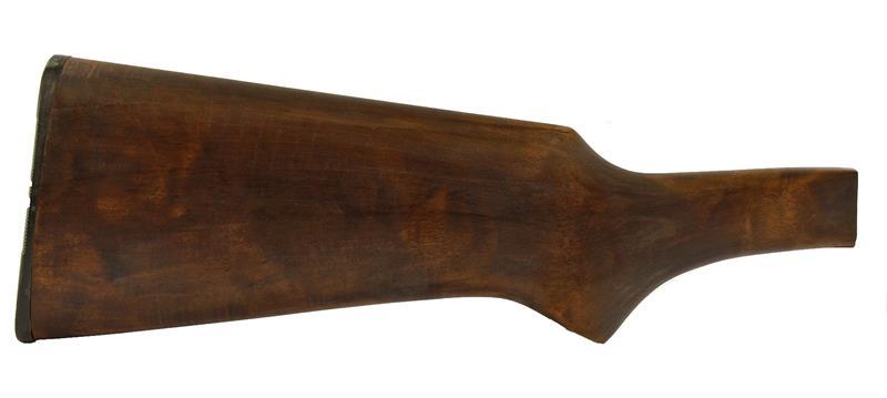 Stock, Plain Hardwood w/ Buttplate