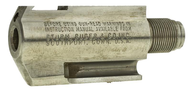 Barrel, .357 Mag, 3