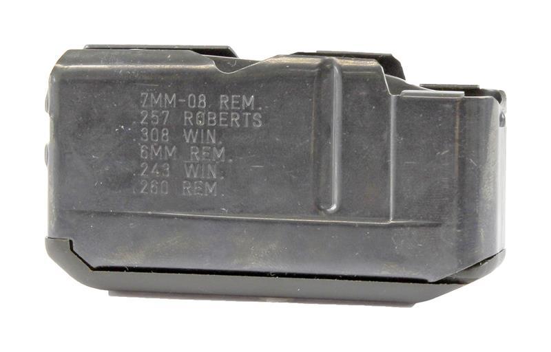 Magazine, 7mm-08, .257 Roberts, .308, 6mm, .243, .260, 4 Round, New Style