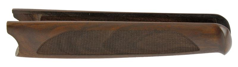 Forend, 12 Ga., Sporting, Schnabel Tip, Cut Checkered Walnut, Oil Finish