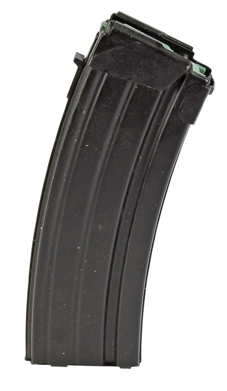 Magazine, 5.56mm, 25 Round, Steel, Used, Factory w/Bolt Hold Open