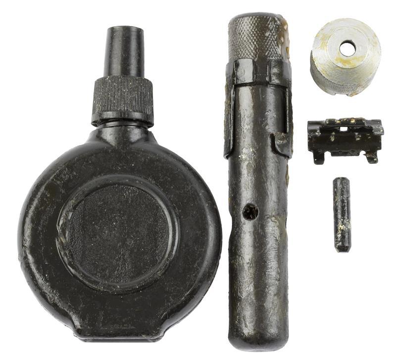 Accessory Kit w/Plastic Oil Bottle,Blank Firing Device,Cleaning Kit & Night Sight