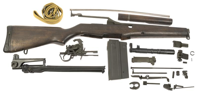 Parts Kit, BM59, All Parts Less Receiver & Barrel w/20 Round Magazine
