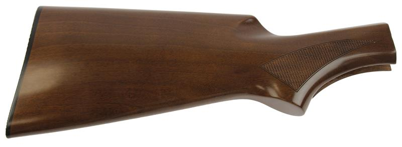 Stock 12 Ga., Laser Cut Checkered Walnut, New Reproduction