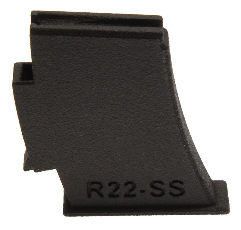 Magazine Style Single Shot Adapter,.22 LR, Black Nylon, New, Trekker Design Mfg