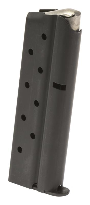 Magazine, .38 Super, 8 Round, Black, New (Single Stack; Officer's Size; Factory)