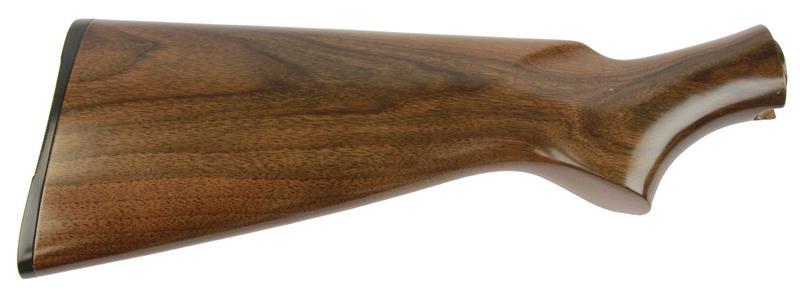 Stock, 12 Ga, Soft Gloss Finished Walnut w/Buttplate, New Reproduction