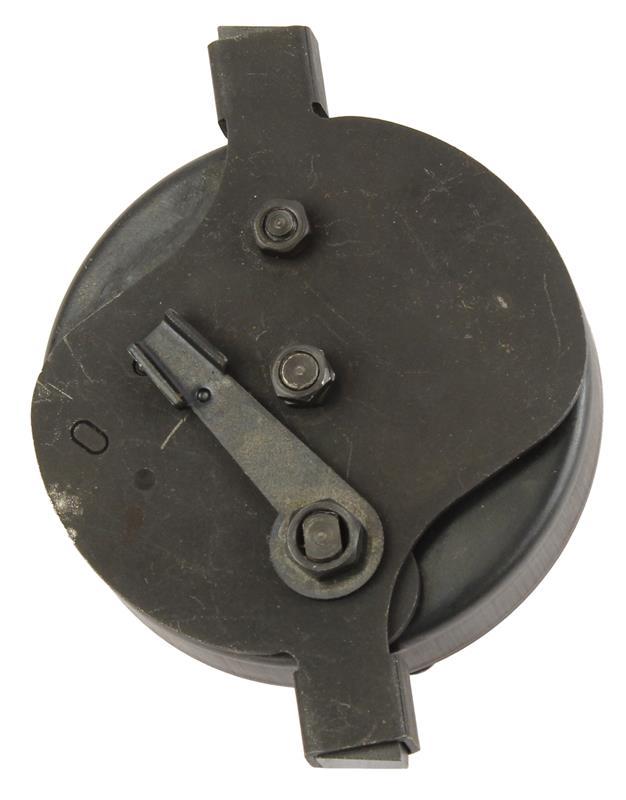 Drum Motor, 165, 220 or 275 Round Drum