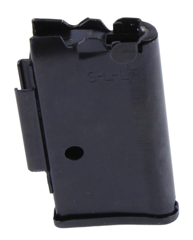 Magazine, Adjustable for .22 Short, Long & Long Rifle, 7 Round, Blued (GPC Mfg)