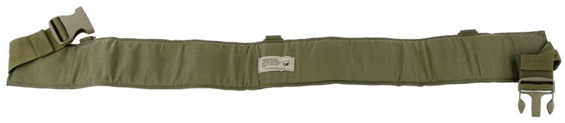 Padded WAR Belt, Size 36, Used (Eagle Industries)