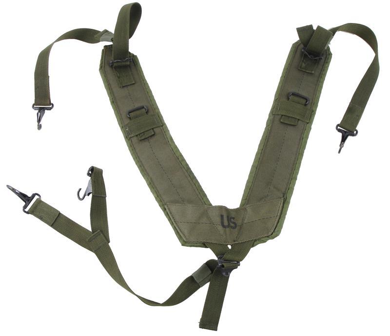 Suspenders, USGI, LC-2 Style, Used