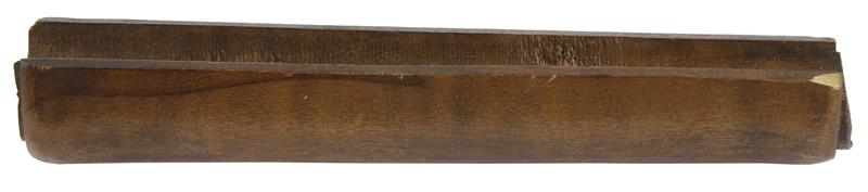 Forend, Plain Hardwood, Takes Forend Cap, Round Barrel