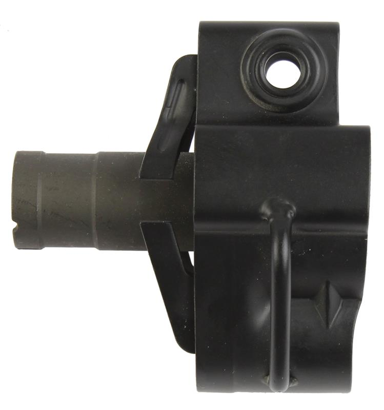 Backplate, Retractable Stock