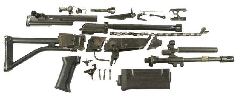 Galil AR .223 Cal. Parts Kit, Used, Good Condition, w/o Magazine