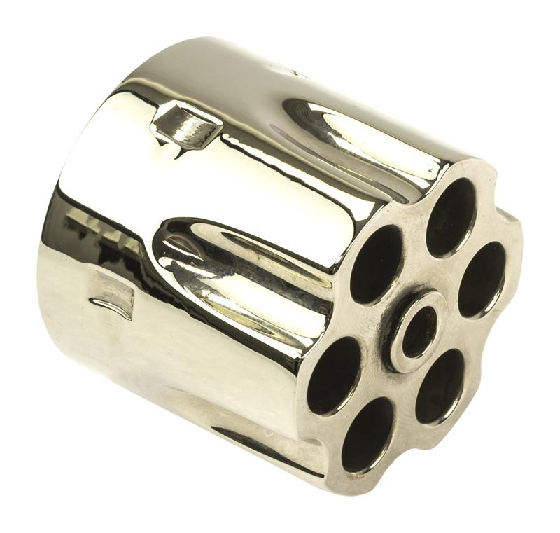 Cylinder, .357 Mag., 6 Shot, Nickel, New Reproduction