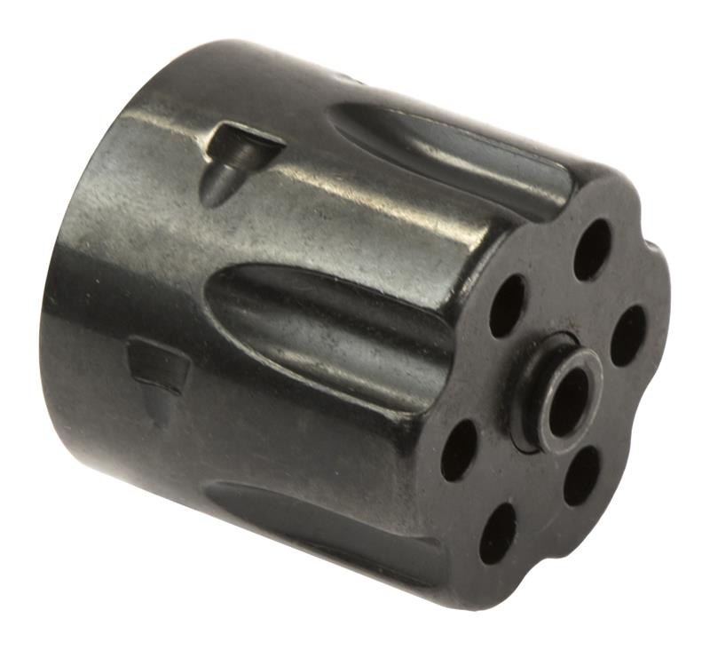 Cylinder, .22 LR, 6 Shot, Blued w/ Bushing, Used Factory Original