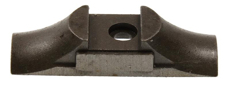 Rear Sight Base, In the White