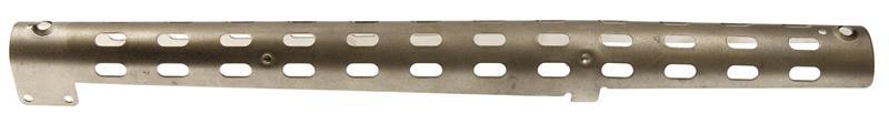 Heat Shield, Fits 12, 16, 20 & .410 Ga Pump Shotguns, Satin Nickel, Used