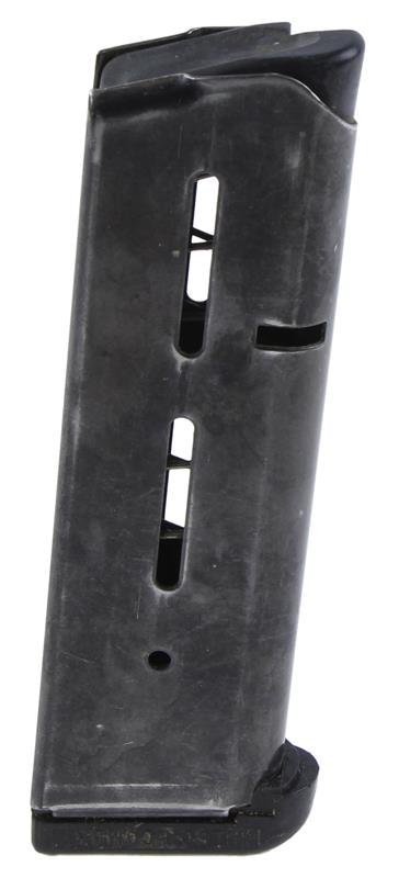 Magazine, .45 ACP, 7 Round, Blued, Used (w/ Bumper; Aftermarket)