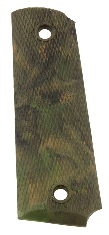 Grips, Rubber, Camouflage, Left Side, Used