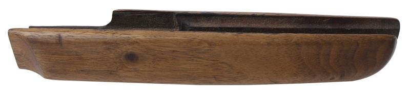 Forend, .22 LR, Plain Walnut, Used Factory (Cut-Out On Left Side For Action Bar)