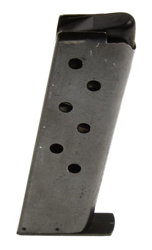 Magazine, .380 Cal., 7 Round, Blued, Used (w/o Finger Rest; Factory)