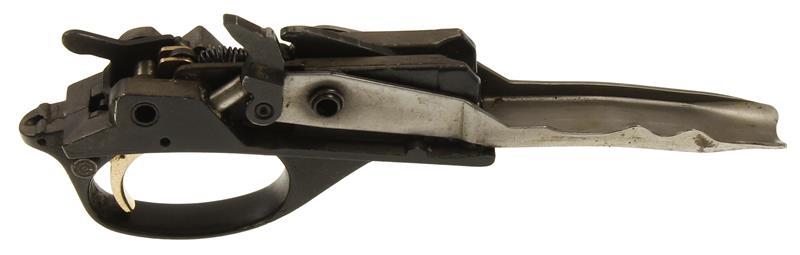 Trigger Plate Assembly, 12 Ga., Used  Factory Original