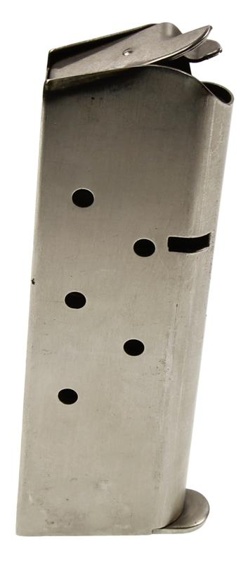 Magazine, .45 ACP, 7 Round, Stainless, Used (Aftermarket)