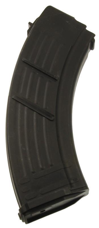 Magazine, 7.62 x 39, 30 Round, Black Polymer, Used - Mfg & style vary