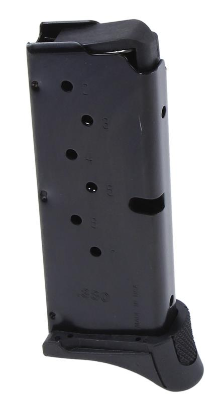 Magazine, .380 Cal., 7 Round, New (w/o Finger Extension; Factory)