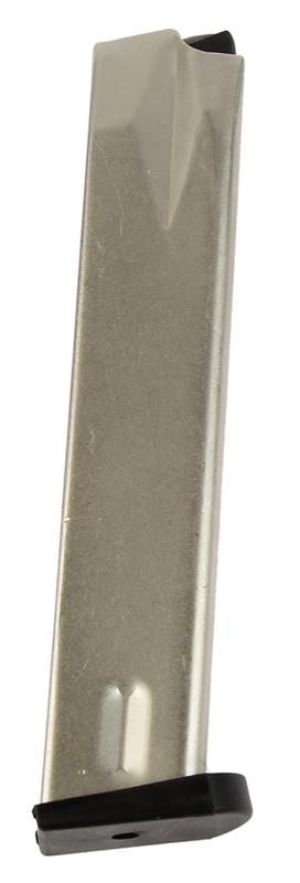 Magazine, 9mm, 20 Round, Nickel, New (Aftermarket)