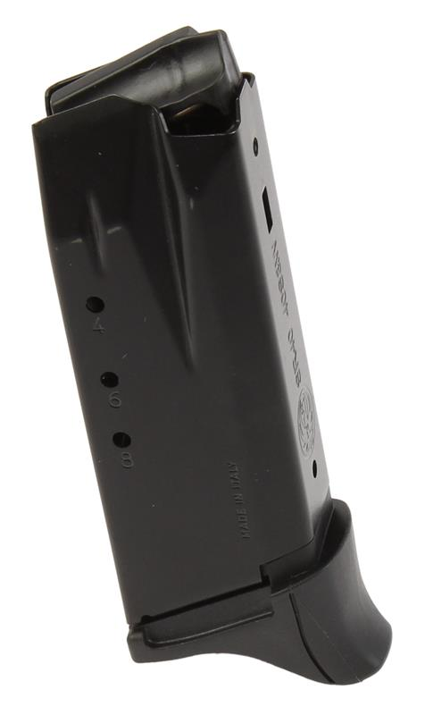 Magazine,.40 S&W, 9 Round, Blued w/Finger Extension, New (Factory)