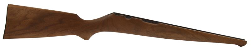 Stock, Schnable Tip, Plain Walnut w/Metal Buttplate