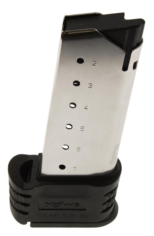 Magazine, .45 Cal., 7 Round, Used (w/ Extension; Factory)