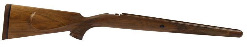 Stock, LH, Magnum, Cheekpiece, Satin Checkered Walnut w/Rifle Pad, New Factory