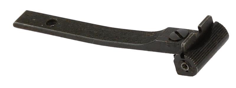 Rear Sight Leaf Complete, Re-Blued, Used Factory Original (Seized)