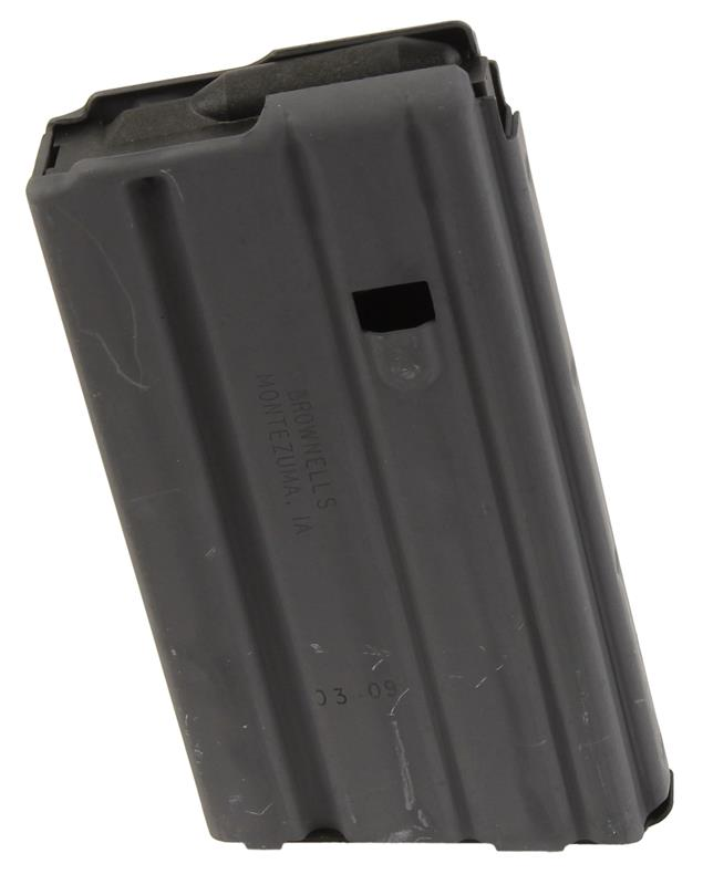 Magazine, .223/5.56mm, 20 Round, Gray Phosphate Aluminum, New Brownells