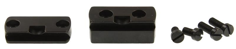 Scope Mount Base, Big Bore, Target, Long Range 500-1000 yds.,SA, Redfield