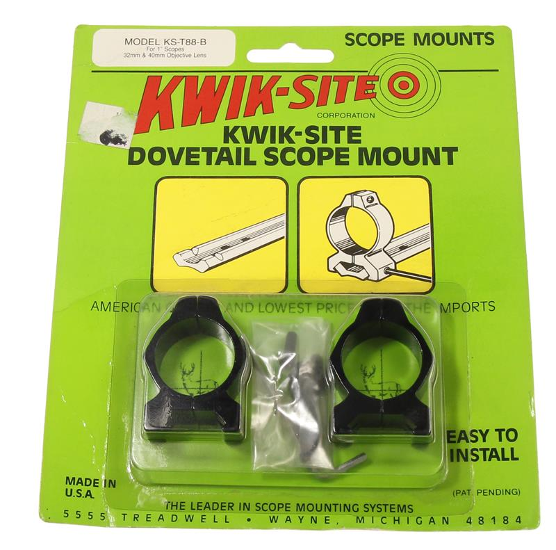 Dovetail Scope Mount, For 1