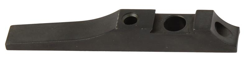 Front Sight Base, Stripped, Dovetail Style, Blued