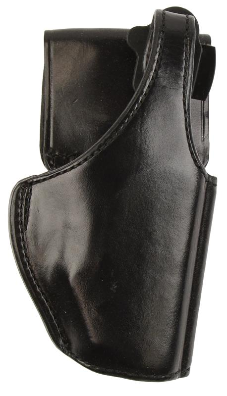 Holster, RH, Tornado, Model 397, Black Leather, New (Bianchi)