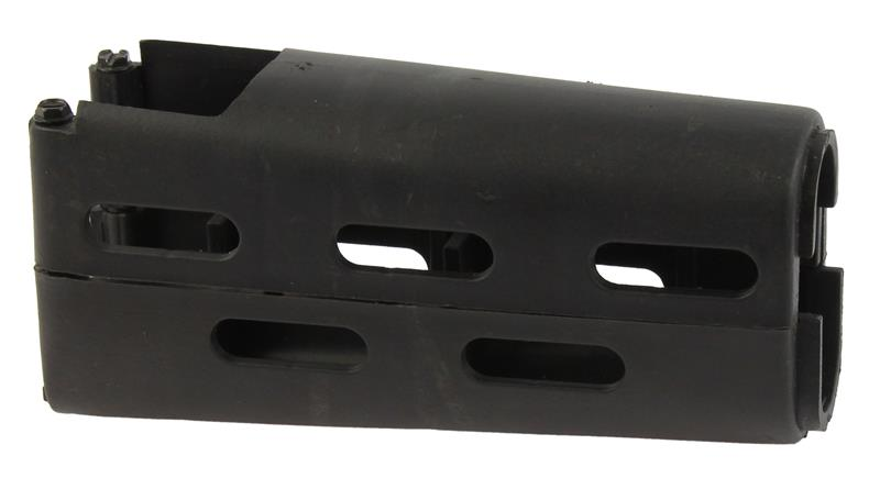 Handguard Set, Upper & Lower, Used Black Synthetic, Advanced Tech Fiberforce Mfg