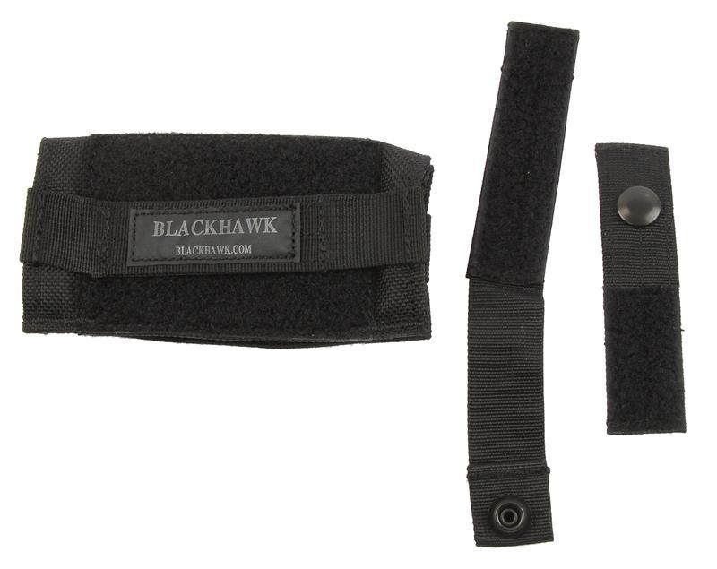 Belt Holster, Flat, Fits Most Medium Revolvers, New Blackhawk Mfg
